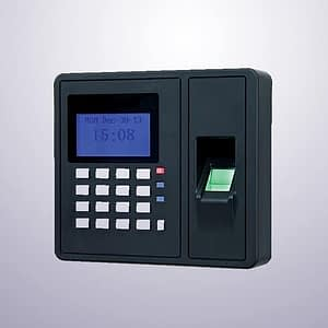 Biosense II - Fingerprint & Password Access