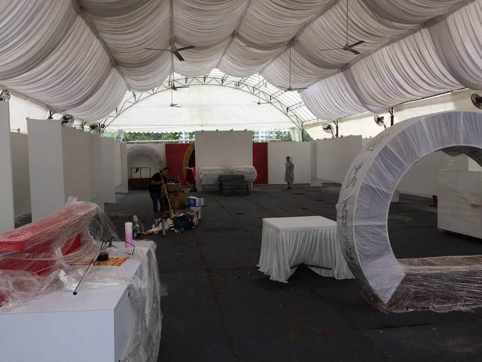 CCTV Rental for Fo Guang Shan Temple Event 1