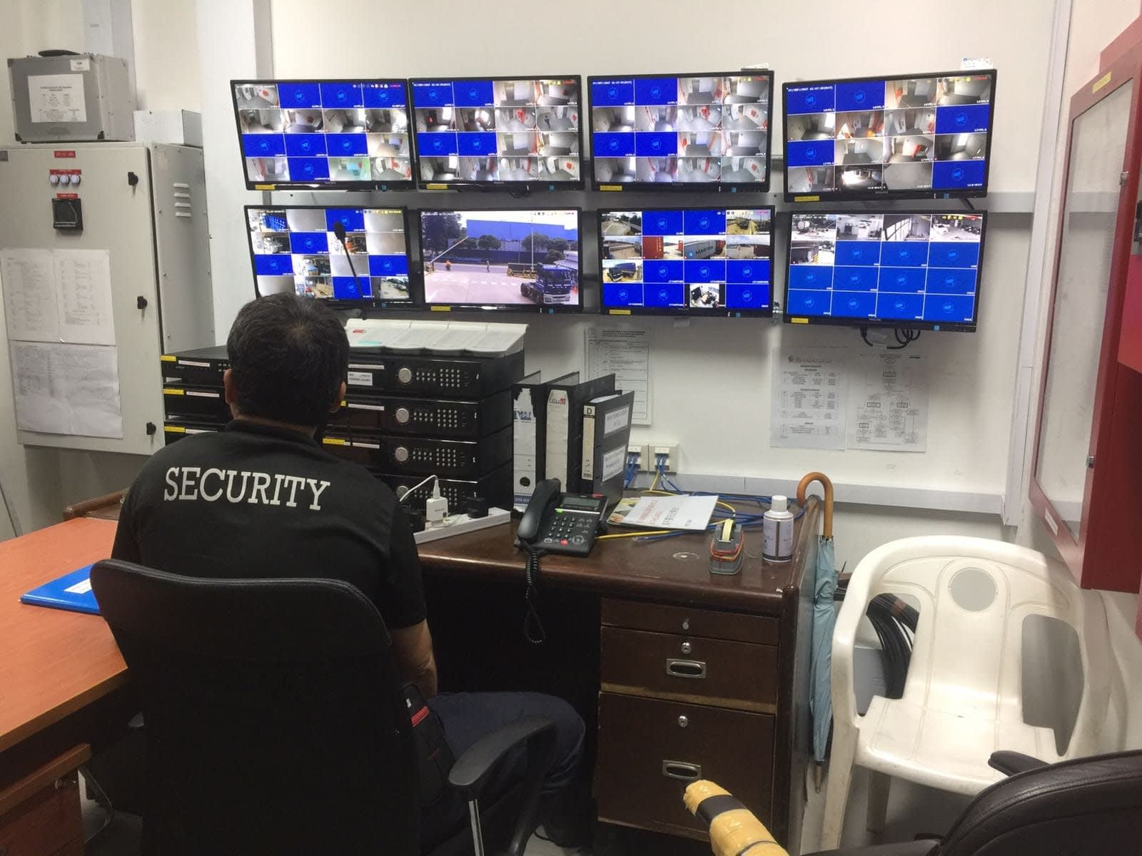 CCTV Maintenance and Upgrade Services