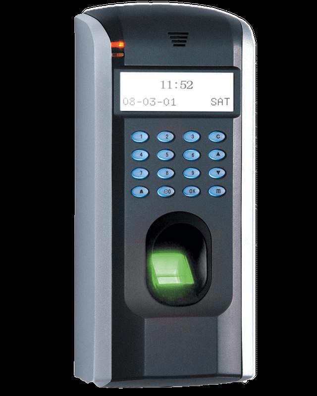 F7-Pin-&-Fingerprint-Reader